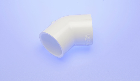 "Elbow 1 1/2"" 45 Degree Pvc"