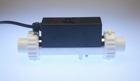 Inline Water Heater >> Nuwhirl Systems Corp 650 Watt Inline Pressure Water Heater