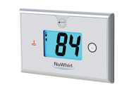 TOUCHSTONE Temperature Display Keypad